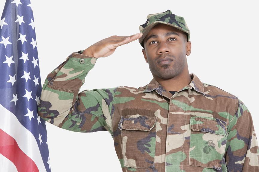military unemployment